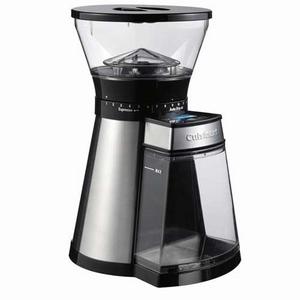 Cuisinart koffiemolen RVS Conisch
