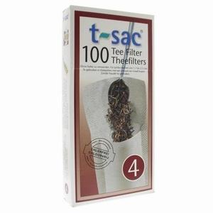 T-Sac 4 voor pot van 1,7 tot 2,5 ltr  100 Stuks