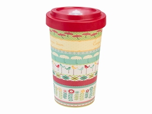 Tea & Coffee to go - Carpe Diem Red