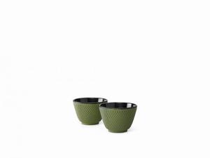 Kopjes gietijzer Xilin Groen