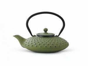 Theepot Gietijzer Xilin - Groen