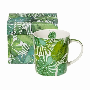 Feuilles Tropical