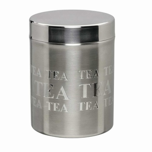 Theeblik 'Tea' engraved