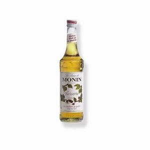 Monin Siroop Hazelnoot  0,25 Liter