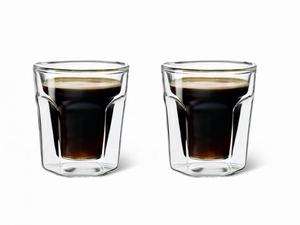 ESPRESSO Dubbelwandig Glas