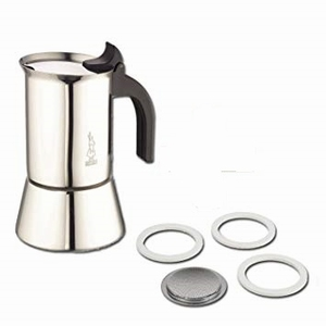 Bialetti Venus Filter & Ring - 1/2 Kops