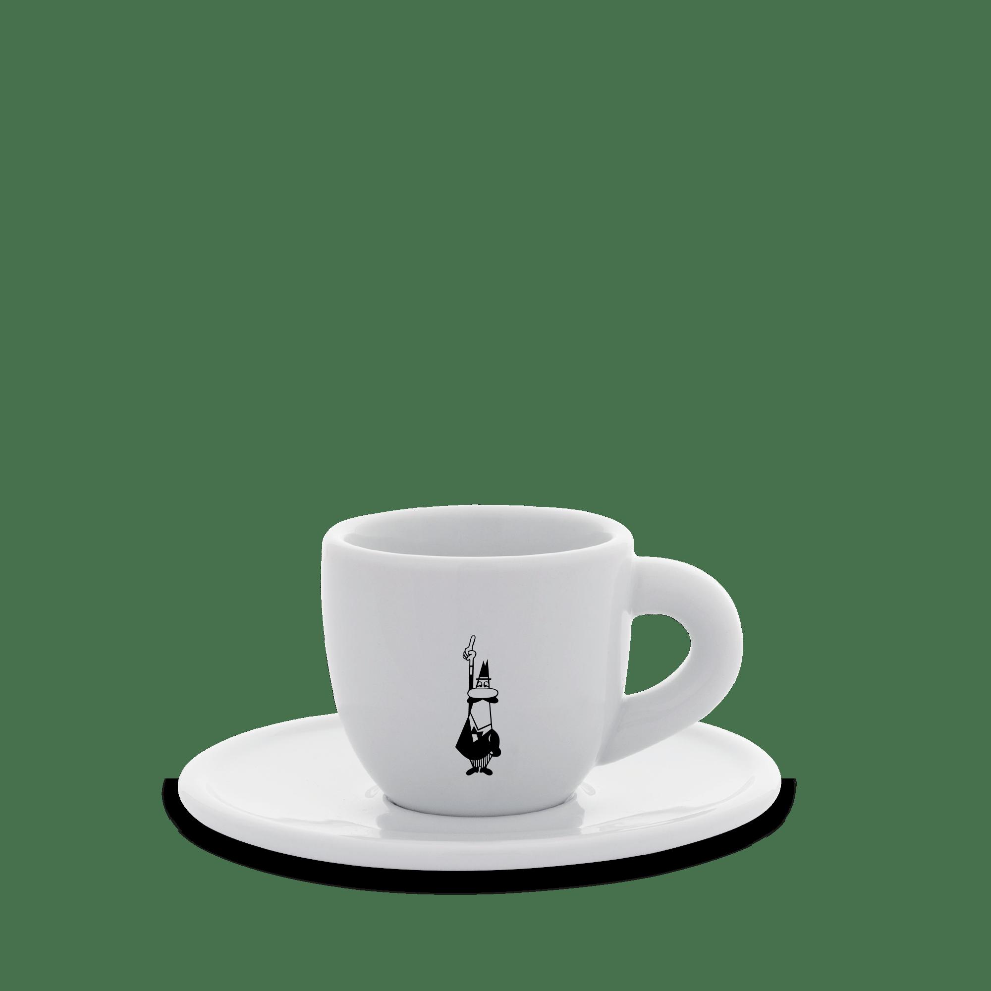 Bialetti Coffee Moka & Schotel