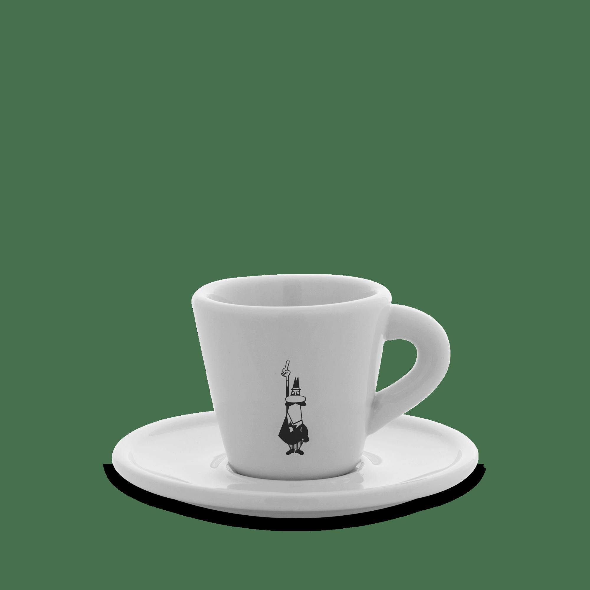 Bialetti Coffee Espresso & Schotel