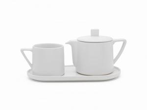 Tea For One Lund White