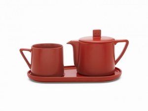 Tea For One Lund Red