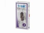 T-Sac 2 voor potjes van 0,5 tot 0,8 ltr. 100st