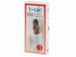 T-Sac 3 voor pot van 1,0 tot 1,6 ltr.  100 Stuks