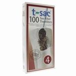 T-Sac 4 voor pot van 1,7 tot 2,5 ltr.  100 Stuks