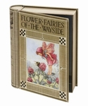 Blik Flowery Fairy Boek