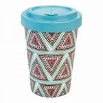 Tea & Coffee to go - Aztec Blue