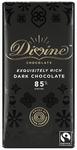 DIVINE Dark Chocolate 85% 90 gram