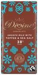 DIVINE Milk Chocolate Toffee & Salt