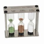 Tea Timer RVS