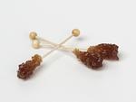 Suikerstick in folie - Kandijsuiker