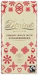 DIVINE White Chocolate & Strawberries