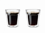 KOFFIE Dubbelwandig Glas