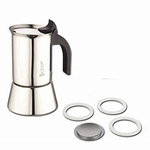 Bialetti Venus Filter & Ring - 6 Kops