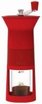Bialetti Coffee Grinder 1-3-6 Red