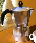New Dama espresso pot